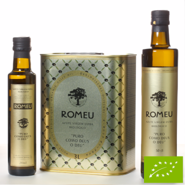 ROMEU – Bio natives Olivenöl EXTRA